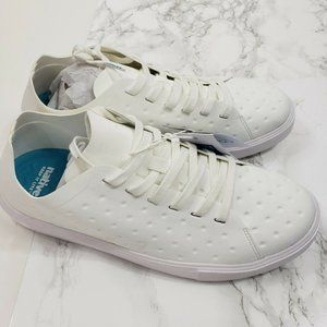 Native Monaco Low Top Lace-up Sneaker White